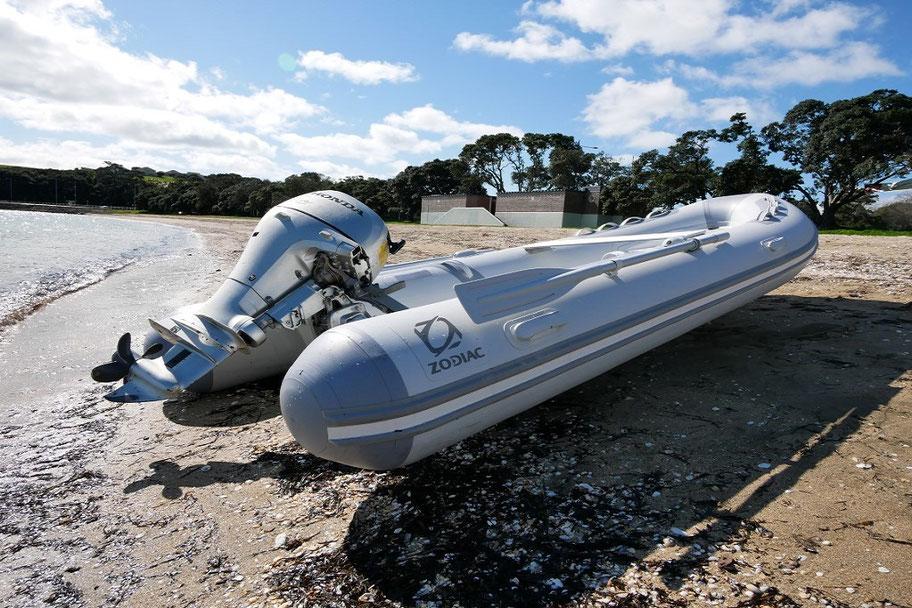 Zodiac verkoop advies onderhoud rubberboot en rib service
